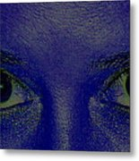 Anatomy Of The Eyes Metal Print