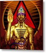 Ancestral Intuition Metal Print