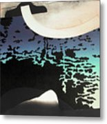 Anchorage Object Metal Print