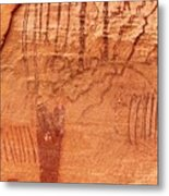 Ancient Art 3 Metal Print