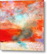 Ancient Dreams II Metal Print