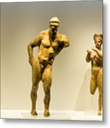 Ancient Greek Artifacts  Metal Print