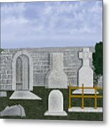 Ancient Irish Stones Image 9577 The Beverlee Chronicles Metal Print
