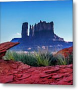 Ancient Monoliths Metal Print