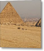 Ancient Of Times - Modern Of Times Metal Print