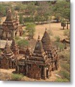 Ancient Stupa Metal Print