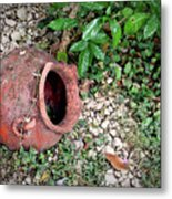 Ancient Urn 1 Metal Print