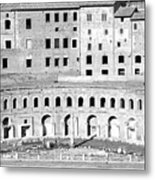 Ancient Windows Metal Print
