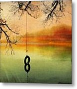 ...and The Livin' Is Easy... Metal Print
