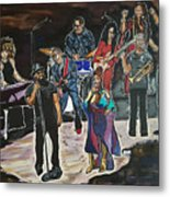 And The Melody Still Lingers On Metal Print