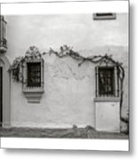 Andalucia Wall Metal Print