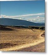 Andalusian Landscape. Ronda Metal Print