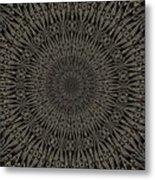 Andoluvium Metal Mandala Metal Print