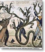 Andrew Jackson (1828) Metal Print