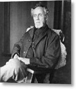 Andrew Still, 1828-1917, Founder Metal Print