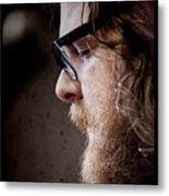 Andy Hull Of Manchester Orchestra Metal Print by Dustin K Ryan