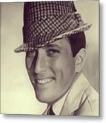 Andy Williams, Singer Metal Print