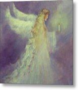 Angel Bright Metal Print