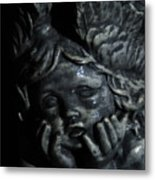 Angel Child Metal Print