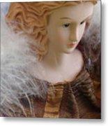 Angel Doll Metal Print