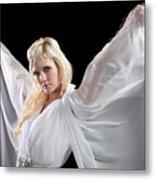 Angel Goddess Metal Print