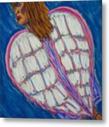 Angel II Metal Print
