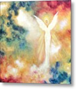 Angel Light Metal Print