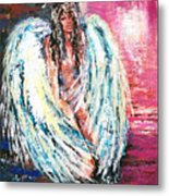Angel Of Dreams Metal Print