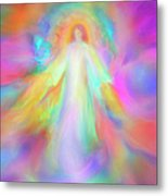 Angel Of Forgiveness And Compassion Metal Print
