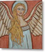 Angel Of Liberation Metal Print