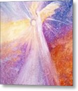 Angel Of Light Metal Print