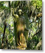 Angel Of Savanna Metal Print