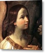 Angel Of The Annunciation Metal Print