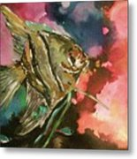 Angel Of The Sea Metal Print