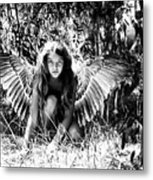 Angel Of The Wild Metal Print