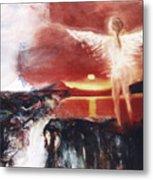Angel Of The Yucatan Metal Print