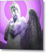 Angel Of Youth No. 02 Metal Print