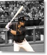 Angel Pagan Metal Print