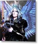 Angel Poster Metal Print