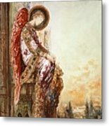 Angel Traveller Metal Print