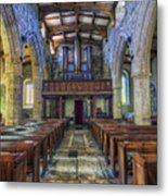 Angel Voices For  Ever Singing Metal Print