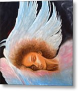 Angelic Dream  Metal Print