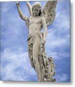 Angelic Peace And Beauty Metal Print