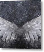Angelic Visitation Metal Print