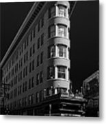 Angelo Calori Building Metal Print