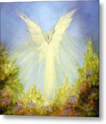 Angel's Garden Metal Print