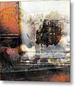 Angels In Former And Modern Times Metal Print