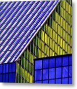 Angles In The Sky Metal Print