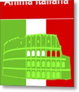 Anima Italiana Metal Print