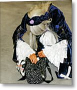 Anime - Personification Of A Lucky Girl  Metal Print